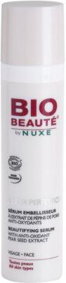 Bio Beauté by Nuxe Flash Perfection lepotni serum z antioksidantnim izvlečkom hruškovih pešk