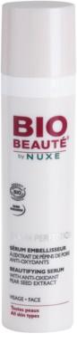 Bio Beauté by Nuxe Flash Perfection sérum antioxidante feito apartir do extrato de sementes de pêra