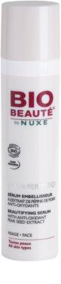 Bio Beauté by Nuxe Flash Perfection szépítő szérum körtemag antioxidáns kivonatával
