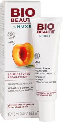 Bio Beauté by Nuxe Lips regenerační balzám na rty s meruňkovým máslem 1