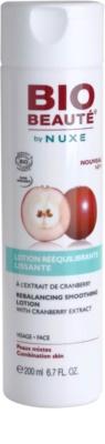 Bio Beauté by Nuxe Rebalancing loción facial equilibrante efecto lifting con extracto de arándanos rojos