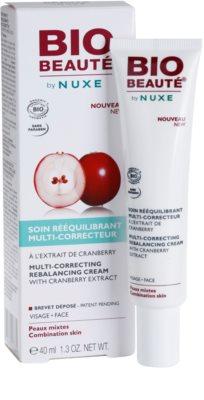 Bio Beauté by Nuxe Rebalancing ausgleichende Korrekturcreme mit Cranberry-Extrakt 2