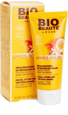 Bio Beauté by Nuxe Sun Care crema after sun para prolongar el bronceado 1