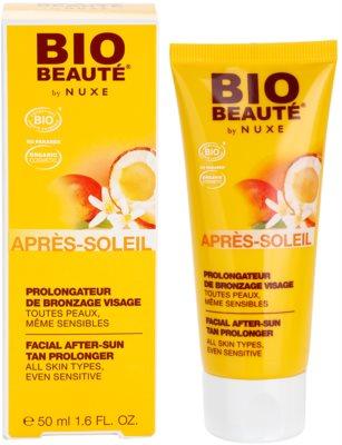 Bio Beauté by Nuxe Sun Care napozókrém hosszabbítja a napbarnítottságot 2
