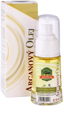 Bioargan Argan Oil косметична арганова олійка для обличчя, тіла та волосся 1