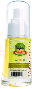 Bioargan Argan Oil косметична арганова олійка для обличчя, тіла та волосся
