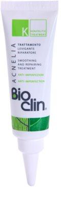 Bioclin Acnelia K cuidado embelezador e alisador para pele com imperfeições