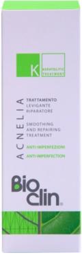 Bioclin Acnelia K glättende, verschönernde Pflege für Haut mit kleinen Makeln 2