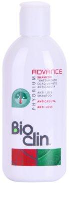 Bioclin Phydrium Advance posilující šampon proti padání vlasů