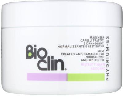 Bioclin Phydrium ES megújító maszk a megterhelt és károsult hajra