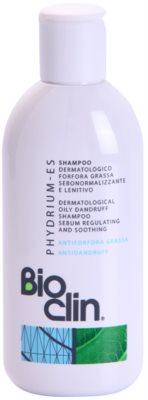 Bioclin Phydrium ES champú contra la caspa grasa