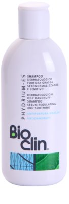 Bioclin Phydrium ES šampon proti mastným lupům