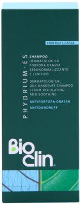 Bioclin Phydrium ES champú contra la caspa grasa 2