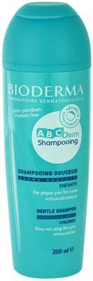 Bioderma ABC Derm Shampooing sampon gyermekeknek