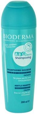 Bioderma ABC Derm Shampooing шампоан  за деца