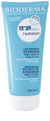 Bioderma ABC Derm Hydratant hidratáló tej arcra és testre