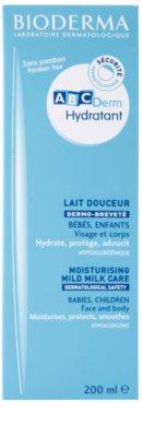 Bioderma ABC Derm Hydratant feutigkeitsspendende Milch Für Gesicht und Körper 3