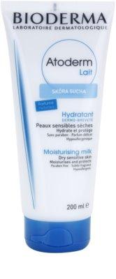 Bioderma Atoderm leite corporal hidratante para peles secas e sensíveis