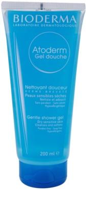 Bioderma Atoderm jemný sprchový gel pro suchou a citlivou pokožku