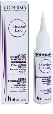 Bioderma Cicabio Lotion hojivé mléko proti podráždení a svědění pokožky 1