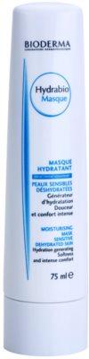Bioderma Hydrabio Masque máscara hidratante e nutritiva para pele muito seca e sensível