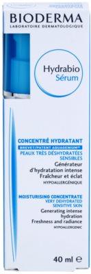 Bioderma Hydrabio Sérum pleťové sérum pro dehydratovanou pleť 3