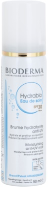 Bioderma Hydrabio Eau de Soin spray protector hidratante SPF 30