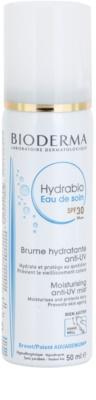 Bioderma Hydrabio Eau de Soin vlažilna zaščitna meglica SPF 30