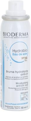 Bioderma Hydrabio Eau de Soin spray protector hidratante SPF 30 1