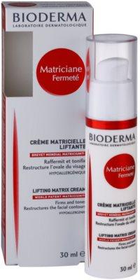 Bioderma Matriciane ліфтинговий крем проти зморшок 3