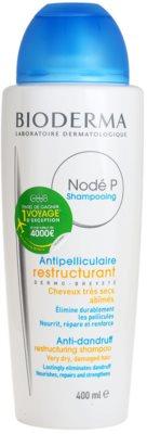Bioderma Nodé P champú anticaspa para cabello seco y dañado