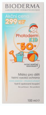 Bioderma Photoderm Kid napozótej SPF 50+ 2