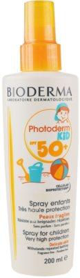 Bioderma Photoderm Kid захисний спрей для дітей SPF 50+