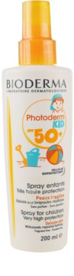 Bioderma Photoderm Kid spray protector para niños SPF 50+