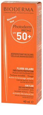 Bioderma Photoderm Bronz fluido solar facial SPF 50+ 1