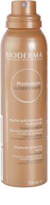 Bioderma Photoderm Autobronzant samoopaľovací sprej pre citlivú pokožku 1