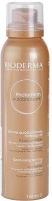 Bioderma Photoderm Autobronzant samoopalacz w sprayu do skóry wrażliwej