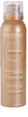 Bioderma Photoderm Autobronzant samoopaľovací sprej pre citlivú pokožku