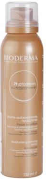 Bioderma Photoderm Autobronzant Selbstbräuner Spray für empfindliche Oberhaut