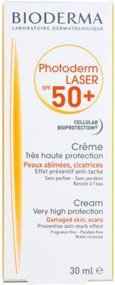 Bioderma Photoderm Laser Sonnencreme gegen Pigmentflecken SPF 50+ 3