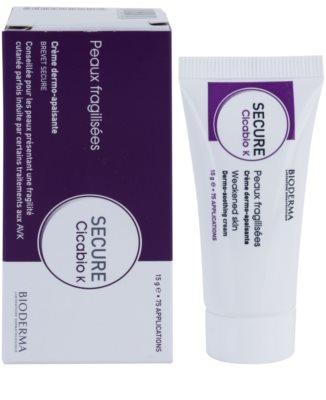Bioderma Secure Cicabio K tratament calmant pentru piele delicata si slabita 1