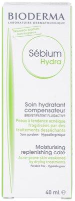 Bioderma Sébium Hydra crema hidratante para pieles grasas 3