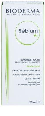 Bioderma Sébium AI intensive Creme gegen Akne 2