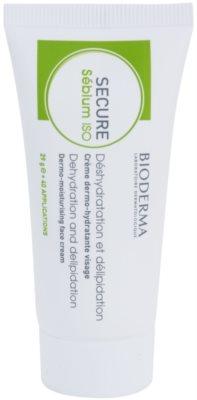 Bioderma Secure Sébium ISO crema hidratanta pentru piele dezhidratanta si iritata dupa tratament acneeatic
