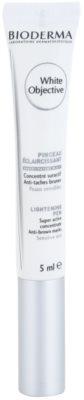 Bioderma White Objective helyi ápolás a pigment foltok ellen