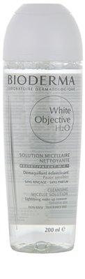 Bioderma White Objective Reinigungstonikum gegen Pigmentflecken