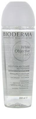 Bioderma White Objective tónico de limpeza anti-manchas de pigmentação
