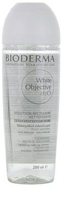Bioderma White Objective tónico limpiador contra problemas de pigmentación