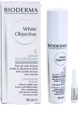 Bioderma White Objective nočni posvetlitveni serum proti pigmentnim madežem 2