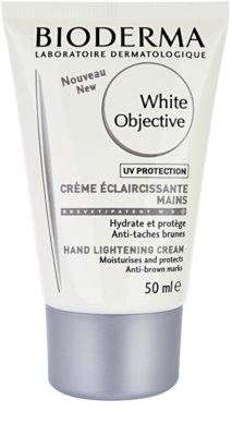 Bioderma White Objective krém na ruce proti pigmentovým skvrnám
